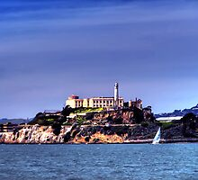 Alcatraz by Steve Cozart
