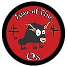 Year of the Ox by B Boo