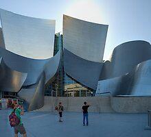 Walt Disney Concert Hall by Alexei