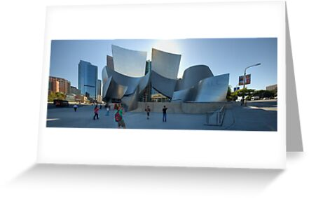 Walt Disney Concert Hall by Alexei
