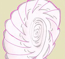 Pink Shell-like by KazM