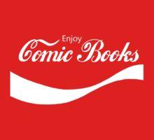 Enjoy Comic Books by ColaBoy