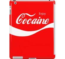 Enjoy Cocaine iPad Case/Skin