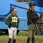 Laughing Jockeys by jonbunston