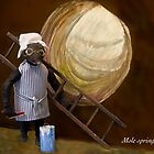 Wind in the Willows - Mole spring cleaning by MicksPhotoArt
