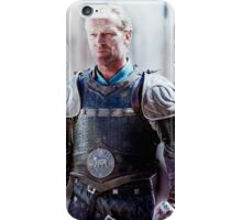Ser Jorahs Army armour iPhone Case/Skin