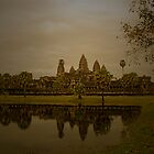Temples of Angkor by Louise Fahy