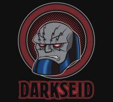 Darkseid #2 by VicNeko