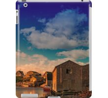 Sunset at Peggy's Cove 05 iPad Case/Skin
