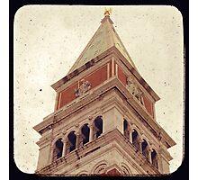 MERCHANT OF VENICE - Campanile di San Marco Photographic Print