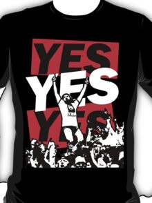 Yes Movement! - Black T-Shirt