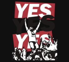 The Yes Movement [White] Kids Clothes