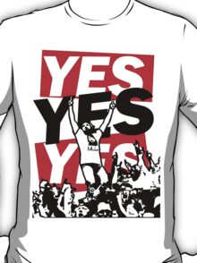The Yes Movement [White] T-Shirt