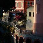 Sori, Italy by Bonnie Blanton