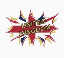 United Kingdom KAPOW by piedaydesigns