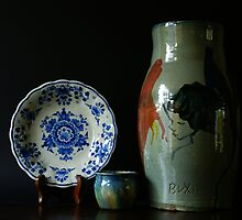 Delft Porcelain - Flemish & Spanish Pottery by Gilberte