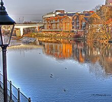 River Walk by WJPhotography