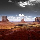 Monument Valley by cromagnon