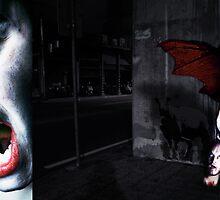 Vampire hunter by Marcus Way