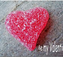 Be my Valentine by Paola Svensson