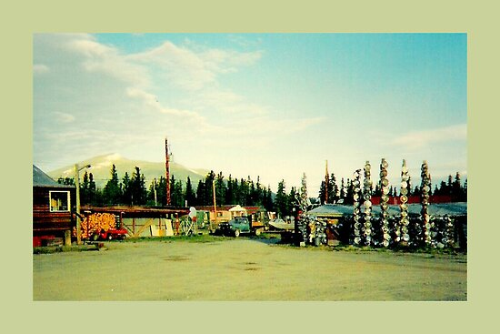 Alaska dreams  : the Alcan Highway  by Isa Rodriguez