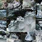 Icy Crystals and Abstracts From Nature by HELUA
