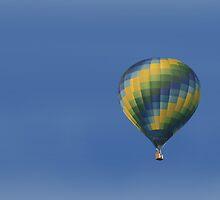 Hot Air Balloon by Matt Rhodes
