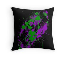 HarleyQuinn Throw Pillow