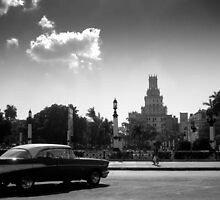 Habana Cuba  by Honor Kyne