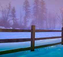 Winter Haze by Mark Groves