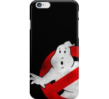 Ghostbusters - No Ghost logo Retro iPhone Case/Skin