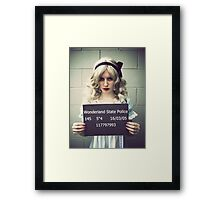Alice in Chains Framed Print