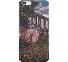 Forgotten Abattoir, Taihape iPhone Case/Skin