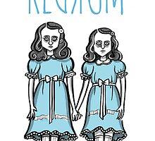 REDRUM by mermeladasesos