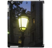 Barcelona - night iPad Case/Skin