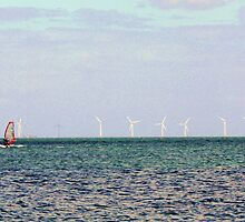 Wind Power by sjmphotos