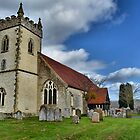 All Saints , Headley , Hampshire . by relayer51