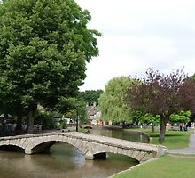 Cotswolds.Boughton on Water by Paul Loveday