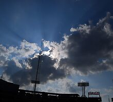 Silhouette Stadium by Revive The Light Photography