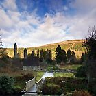 Glendalough, Co. Wicklow by DeirdreMarie