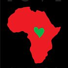 Love Africa by zodezine