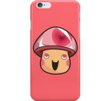 Lovey Mushroom iPhone Case/Skin