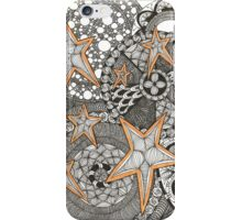 Stars and Circles iPhone Case/Skin