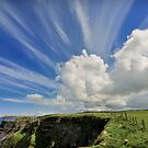 A Great Sky Day by Mark  Allen