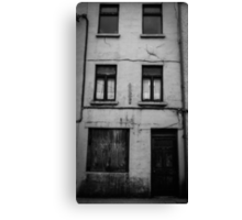 Old Building Canvas Print