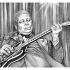 B.B. King by emizaelmoura