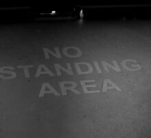 No Standing by Zachary Law