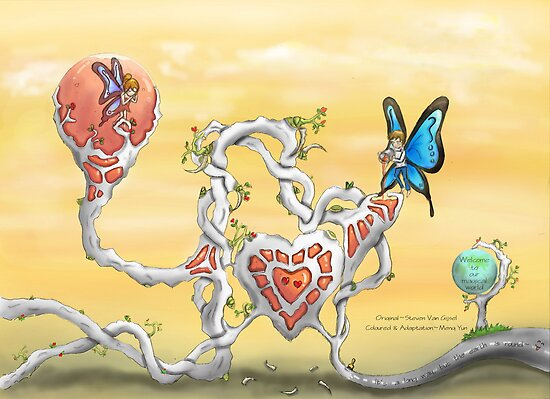 Magical love seed by nikklemomo