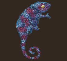 Chameleon Blue by stannardart