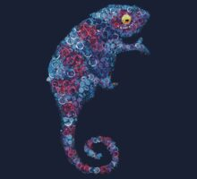 Chameleon Blue Kids Clothes